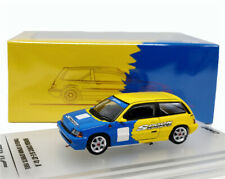 INNO64 1:64 Honda Civic Si E-AT Spoon 1985 No Race Number Die-cast Model Car