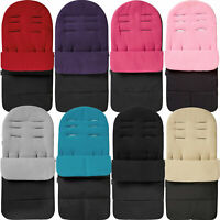 Premium Pushchair Footmuff / Cosy Toes Compatible with Britax