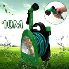 10m Mini Hose & Reel Garden Gardening Outdoors, hose pipe for gardening.