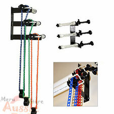 Photography 3-roller Wall Mounting Manual Backdrop Background Support System