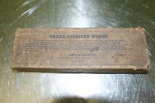 E H Leopold (Lakewood Oh) Brake Cylinder Honer tool Vintage Antique Nice!