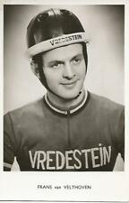 Cyclisme, ciclismo, radsport, wielrennen, cycling, FRANS VAN VELTHOVEN