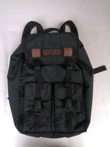 BREE Rucksack schwarz 20L