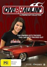 Overhaulin' - Pimped Out Collection : Season 4 (DVD, 2010, 3-Disc Set)-FREE POST