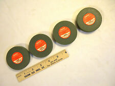 "Craytex Wheels, #256-XF, 2 ½"" x 3/8"", Extra Fine Grit, 4 pcs, 1Lot, New."