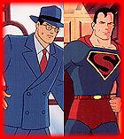 Superman Max Fleischer Cel Print Art Cartoon Animation Man of Steel cell poster