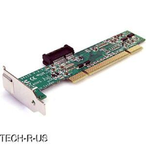 StarTech PCI1PEX1  PCI to PCI Express Adapter Card - 1 x PCI Express -PCI 32-bit