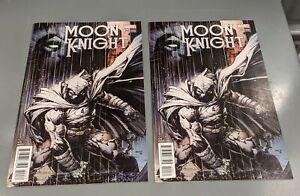4 Copies MOON KNIGHT #200 NM Marvel Comics 2016 David Finch VARIANT COVER!