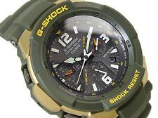 Casio G-Shock * G-Aviation G1200G-1A Triple G Solar Military Green COD #crzycod