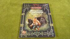 Ravenloft monstruoso compendio apéndices I y II AD&D TSR 1996