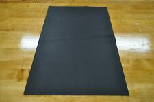 """New! Soft, Thin Black Craft Leather Piece 12"""" by 18"""" 1.5 square feet"""