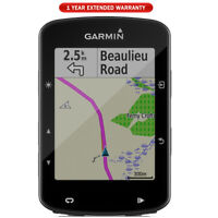 Garmin Edge 520 Plus Cycling GPS/GLONASS with 1 Year Extended Warranty