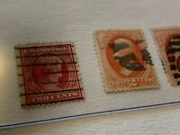 Old US Stamp Lot RA6