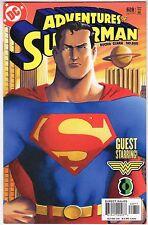 fumetto DC ADVENTURES OF SUPERMAN AMERICANO NUMERO 628