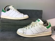 Adidas Stan Smith trainers. white and Green. UK size 4.5. US 5 Fr 37.5 Sneakers