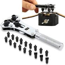 Watch Case Opener Adjustable Screw Back Remover Waterproof Wrench Repair Tool EN