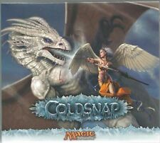 MTG  COLDSNAP FAT PACK FACTORY SEALED FREE SHIPPIING