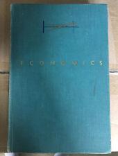 Economics An Introductory Analysis ~ Paul Samuelson ~ 1955 ~ Very Good