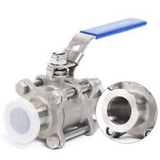 New listing Kf-25 Vacuum Ball Valve for Vacuum isolation Stainless Steel Body