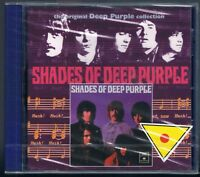 DEEP PURPLE SHADES OF DEEP PURPLE CD EU SIGILLATO!!!