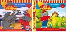 2 CDs * BENJAMIN BLÜMCHEN - HÖRSPIEL FOLGE / CD 9+10 IM SET # NEU OVP KX