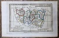 Vosges en 1794 La Marche Darnay Mirecourt Saint Dié Remiremont Épinal Bruyères