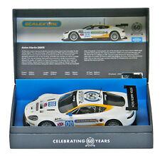 Scalextric C3830A Aston Martin DBR9  60th Anniversary, 2000s