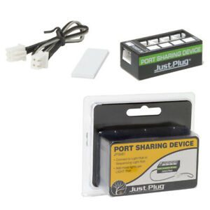 Woodland Scenics JP5681 Just Plug - Port Sharing Device All Scales
