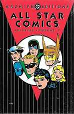 DC ARCHIVES ALL STAR COMICS VOL 9 HC MINT/SEALED