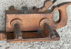 Antique D.R. Barton & Co. Rochester NY Wooden Adjustable Plow Plane RARE HTF