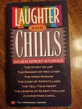 Laughter and Chills; Seven Great Short Stories Paperback New Comedy Mystery