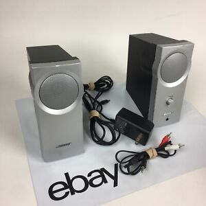 BOSE Companion 2 Series Multimedia Speaker System w/ Cables OEM Pre-Owned Nice
