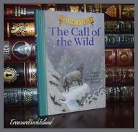 Call of the Wild by  Jack London New Illustrated Collectible Hardcover Gift