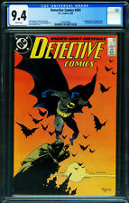 Detective Comics #583 CGC 9.4 1988-1st SCARFACE and VENTRILOQUIST 1256074002