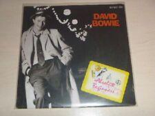 """DAVID BOWIE Absolute Beginners 7"""" SINGLE Vinyl VG- / Virgin 107 937 -100"""
