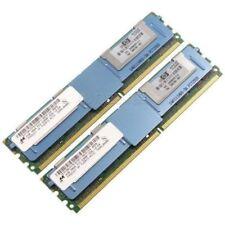 1x HP 2GB Reg PC2-5300 2x1GB Kit - 408851-B21