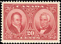 1927 Mint NH Canada F-VF Scott #148 20c Historical Issue Stamp