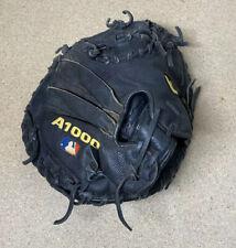 """Wilson A1000 32.5"""" Catchers Mitt RHT Glove"""