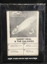 Rare Sealed 8-Track Eight Track Harry Deal & The Galaxies 8-9823 #5