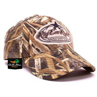 RIG'EM RIGHT WATERFOWL MAX-5 CAMO LOGO HAT BALL CAP