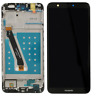 Huawei P SMART FIG-LX1 Touch Screen Digitizer LCD Assembly Display Frame Black