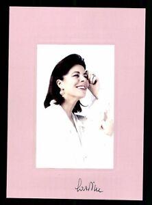 Carolin von Monaco Foto Original Signiert #BC G 32363