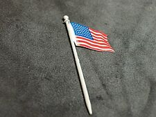 Plasticville Post Office Flag HTF O-S Scale