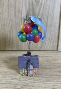 Disney Store Up House Balloons Hanging Ornament Christmas Decoration