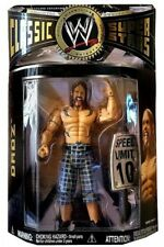 WWE Wrestling Classic Superstars Series 13 Droz Action Figure