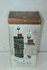Dept 56 The Times Tower Times Square Christmas in the City Series New Years