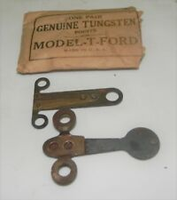 NOS Genuine FORD Model T Tungsten Points Point, One Set Pair