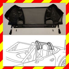 BMW Z3 M Roadster Wind Deflector + Hook and Screw for Roll bar Wind Shield