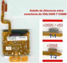 LCD Motorola V3688 o V3690/V50con cable flex
