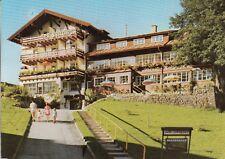 "Postkarte - Hirschegg / Kleinwalsertal - Kurhotel ""Der Berghof"""